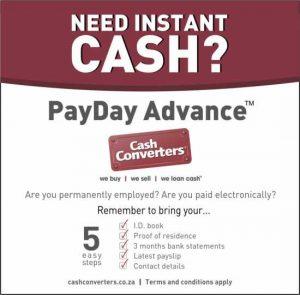 Cash Converters Loan